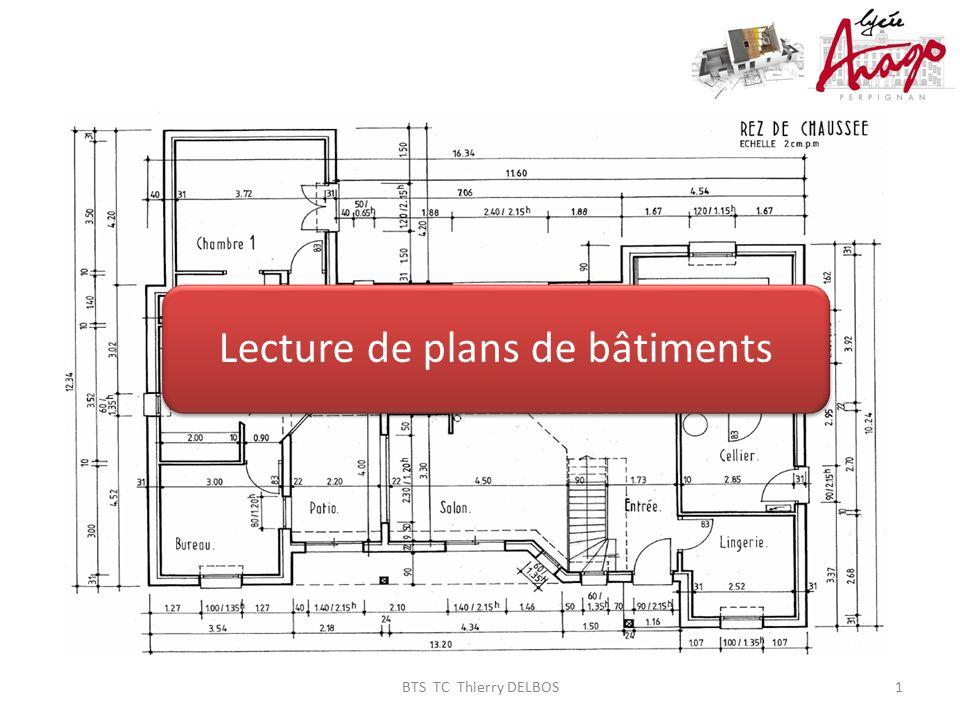 Lecture de plans de b timents ppt video online t l charger for Plan de garons