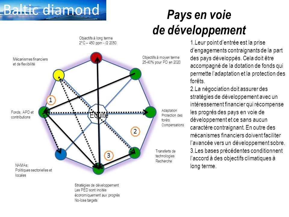 Pays en voie de développement
