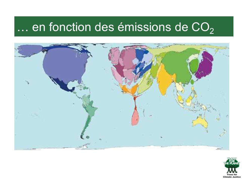 … en fonction des émissions de CO2