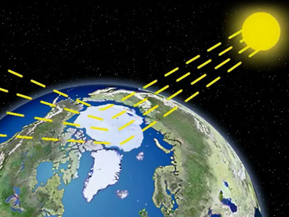 Si la glace fond autour des pôles, ça ne provoque pas seulement la montée du niveau de la mer.