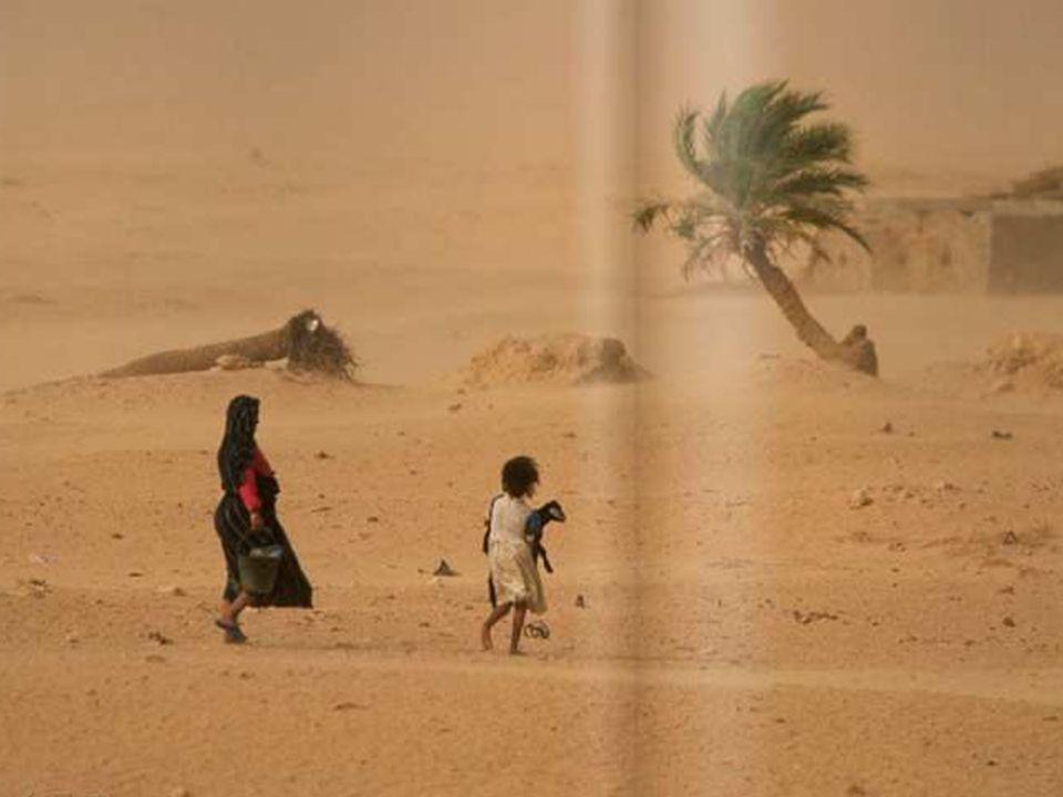 22.03.2017 … ou encore des déserts qui s'étendent en Afrique.