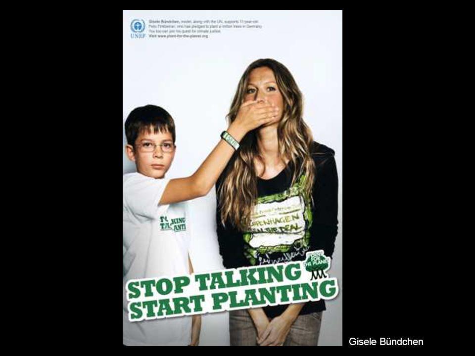 Ici vous voyez quelques photos de la campagne « Stop Talking