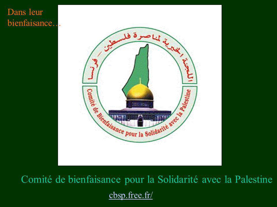 Comité de bienfaisance pour la Solidarité avec la Palestine