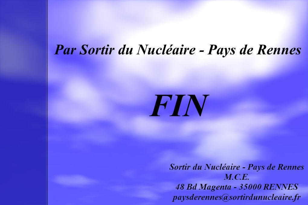 Par Sortir du Nucléaire - Pays de Rennes FIN