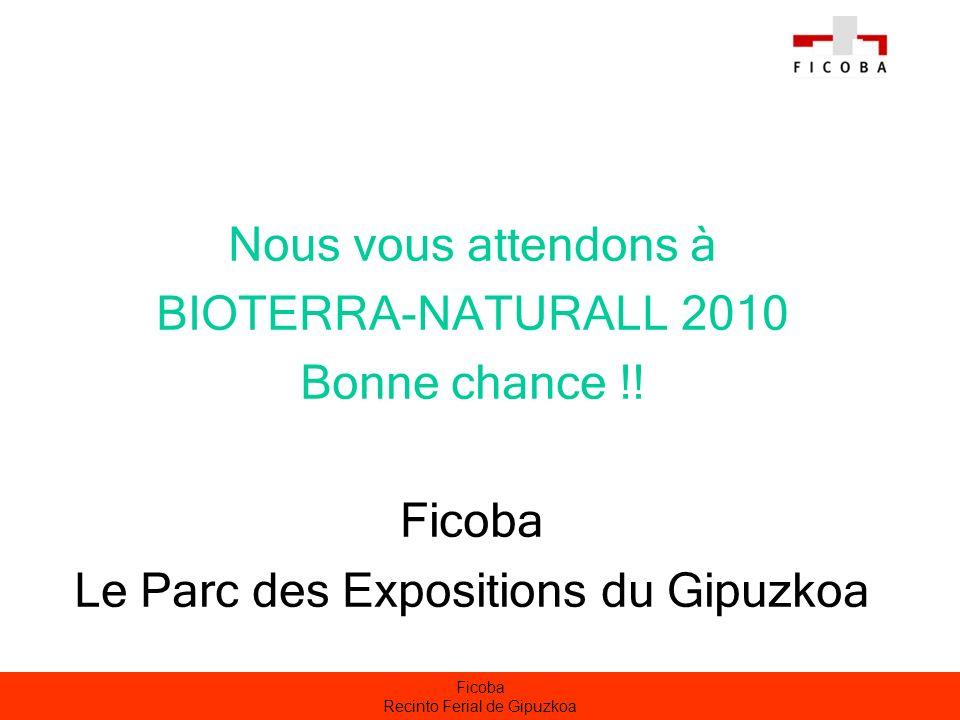 Le Parc des Expositions du Gipuzkoa