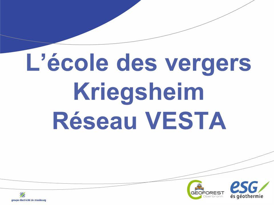 L'école des vergers Kriegsheim Réseau VESTA