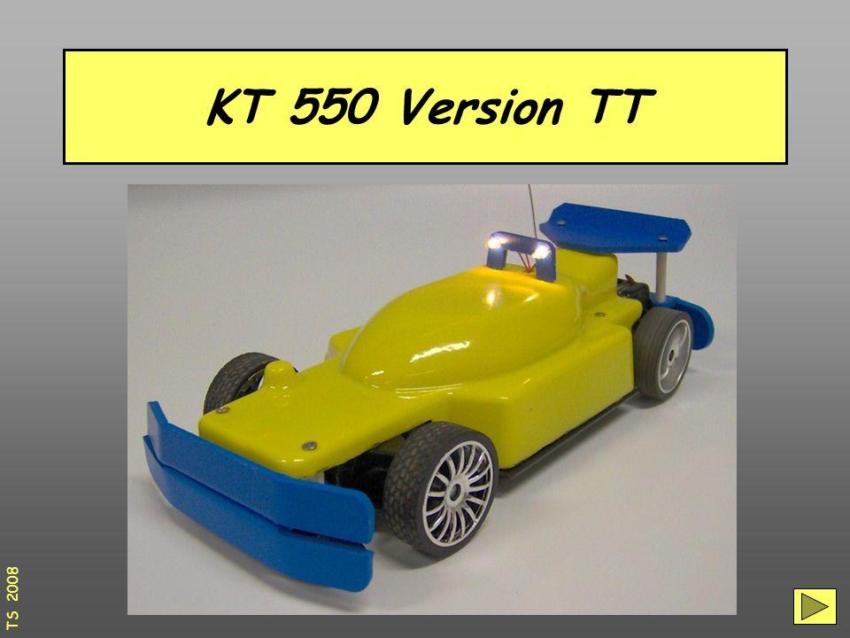 KT 550 Version TT TS 2008