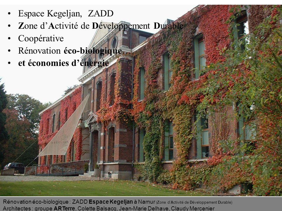 Zone d'Activité de Développement Durable Coopérative