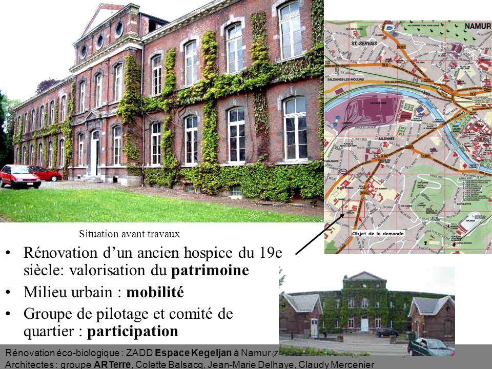 Milieu urbain : mobilité