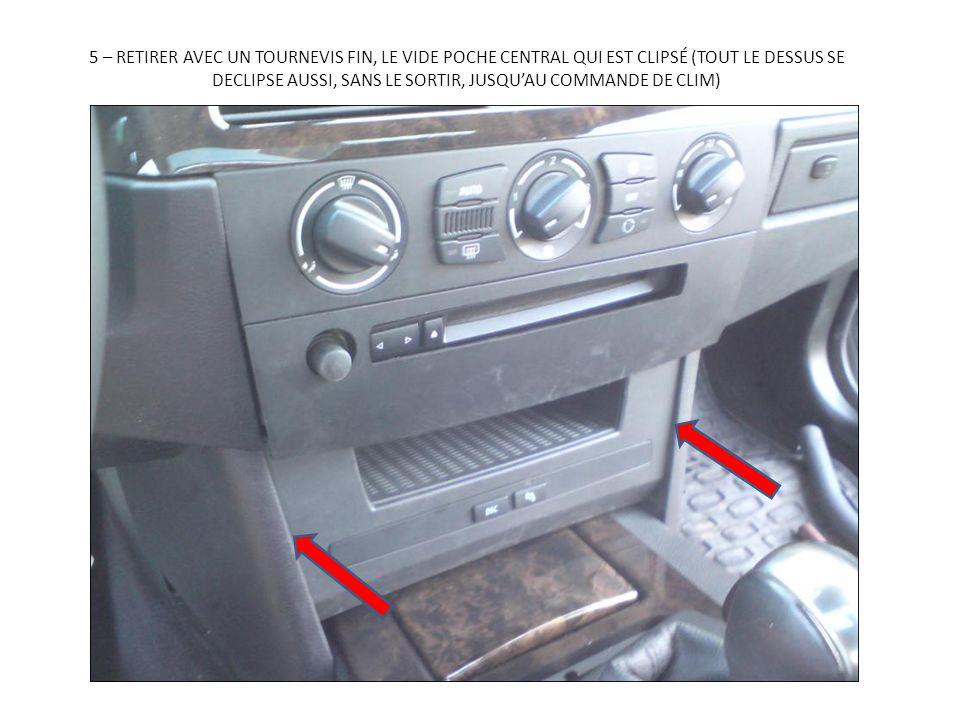 demontage de l accoudoir central bmw e60 e61 ppt video online t l charger. Black Bedroom Furniture Sets. Home Design Ideas