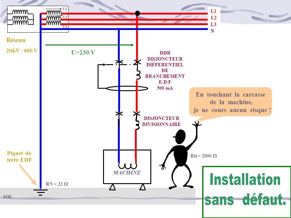 Schemas de liaison a la terre introduction ppt video online t l charger - Tension entre phase et terre ...