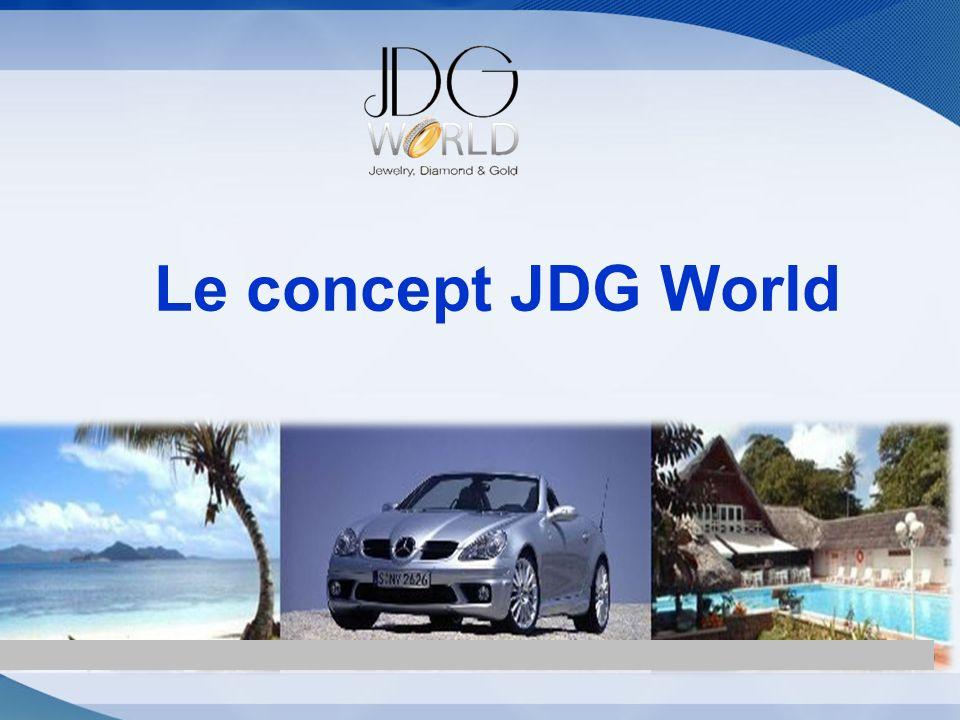 Statut Le concept JDG World Statut