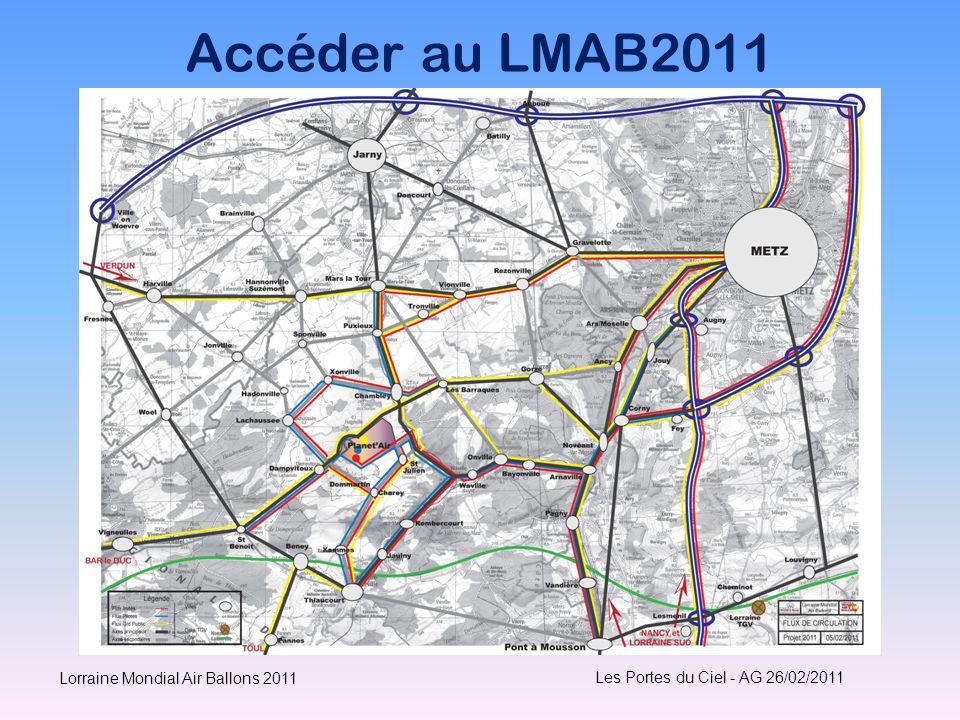 Accéder au LMAB2011 Lorraine Mondial Air Ballons 2011