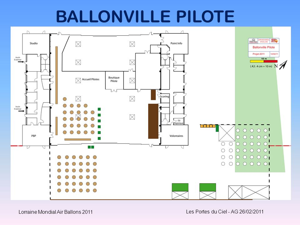 BALLONVILLE PILOTE Lorraine Mondial Air Ballons 2011