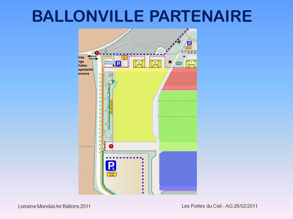 BALLONVILLE PARTENAIRE