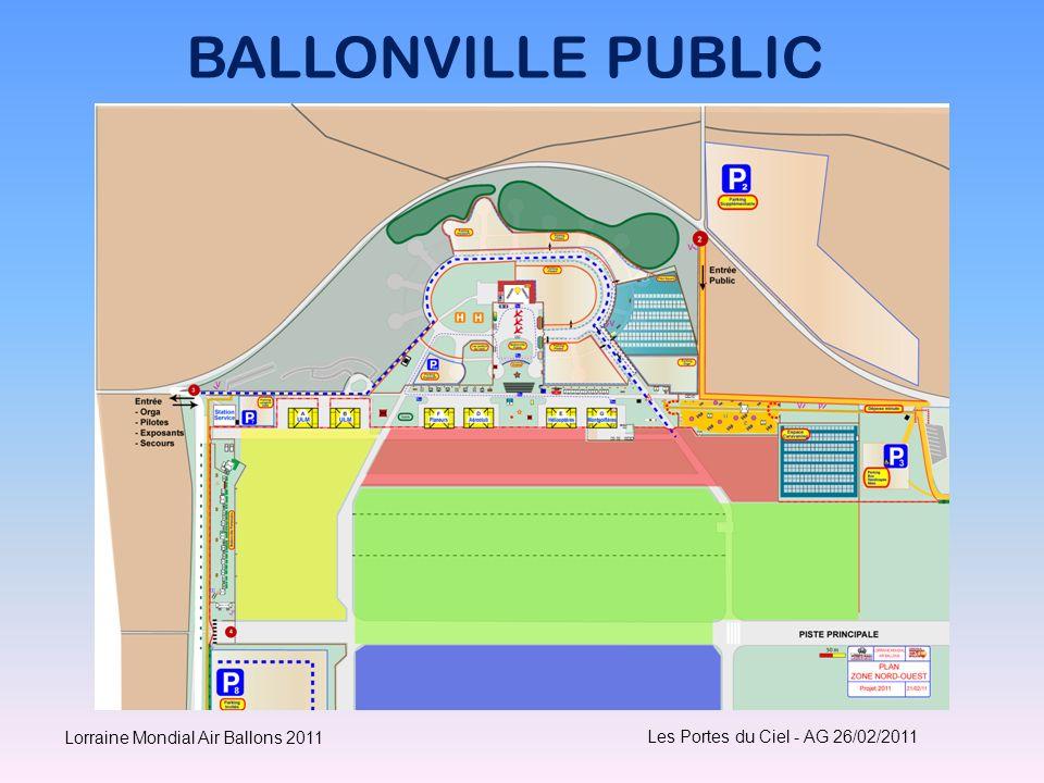 BALLONVILLE PUBLIC Lorraine Mondial Air Ballons 2011