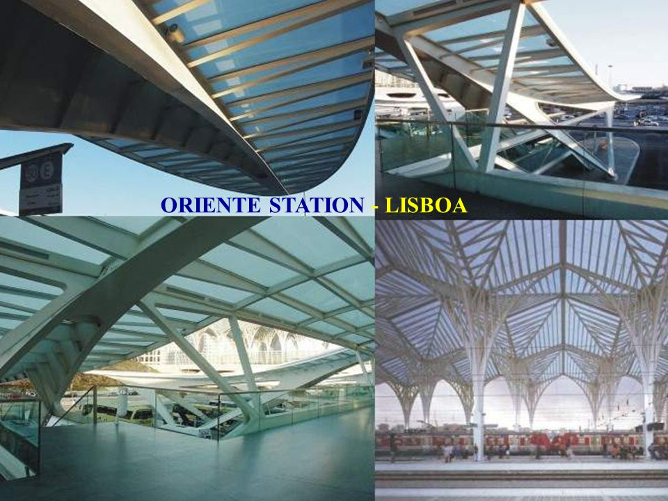 ORIENTE STATION - LISBOA