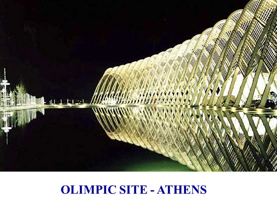 OLIMPIC SITE - ATHENS