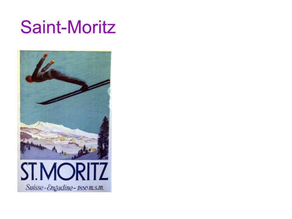 Saint-Moritz