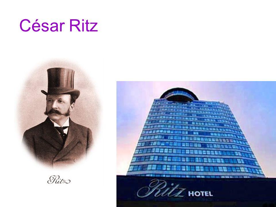 César Ritz