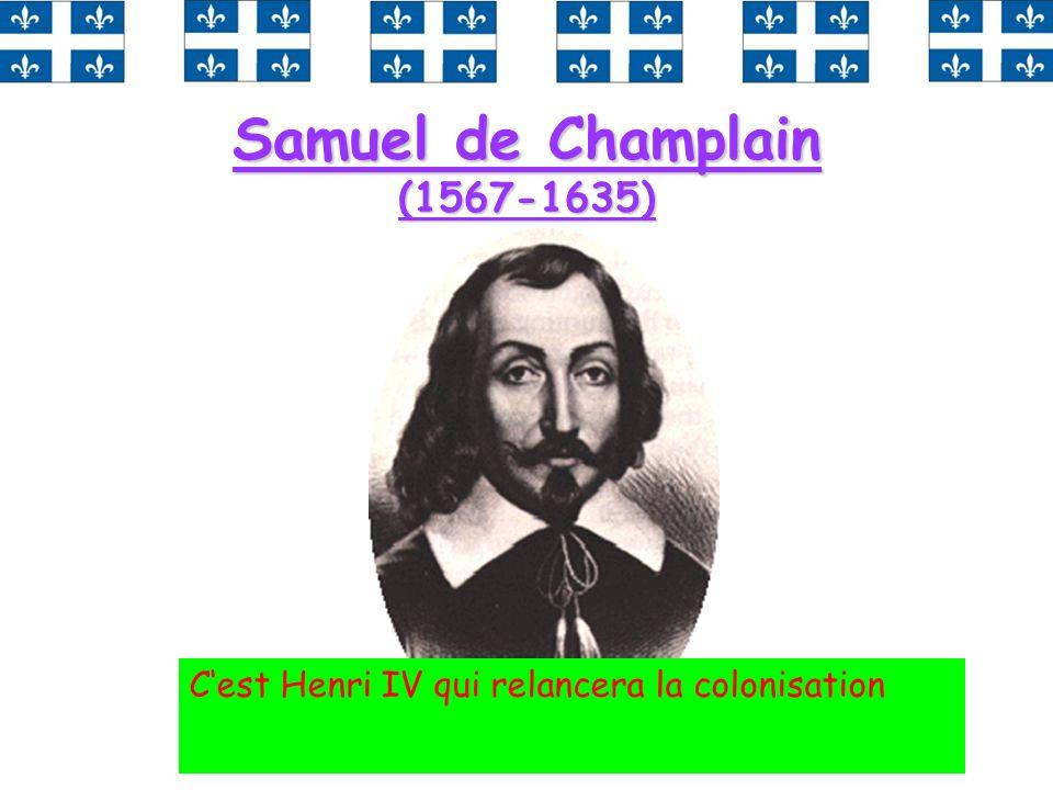 Samuel de Champlain (1567-1635)