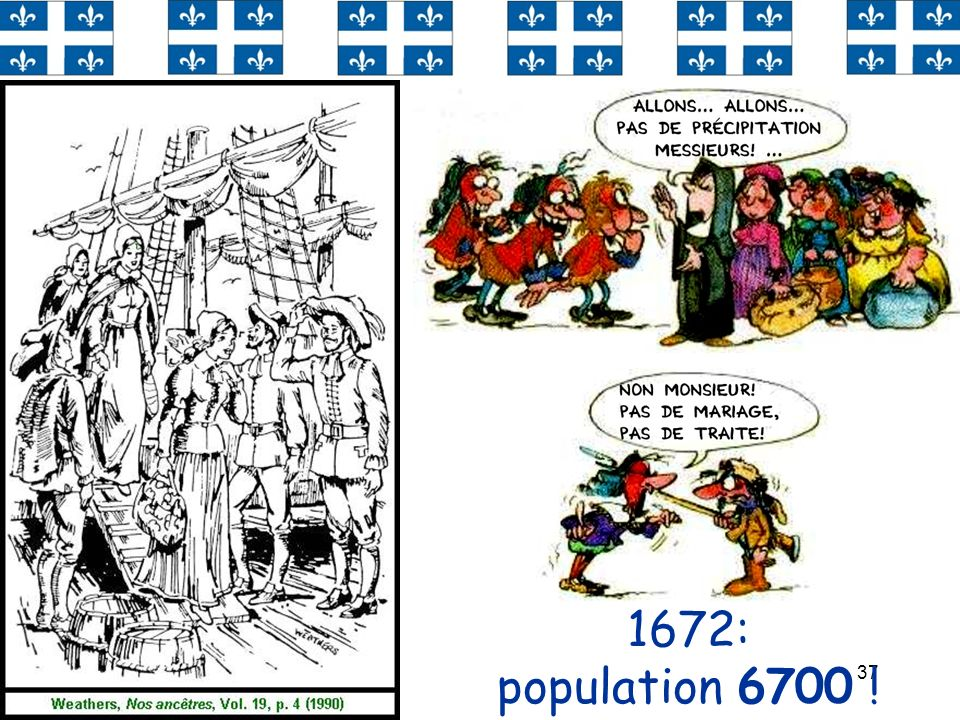 1672: population 6700 !