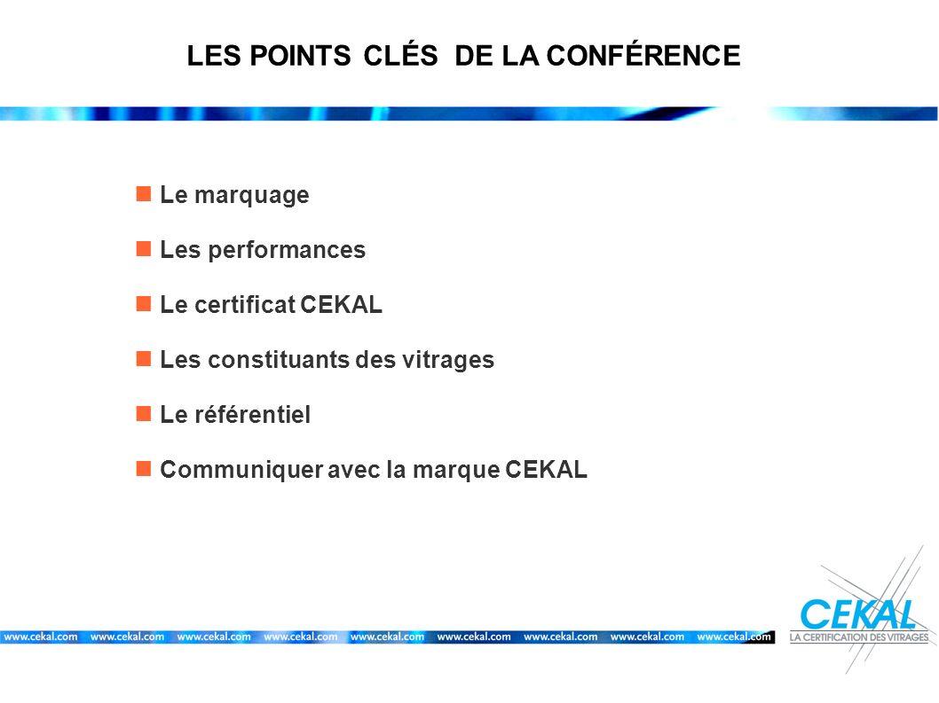 LES POINTS CLÉS DE LA CONFÉRENCE