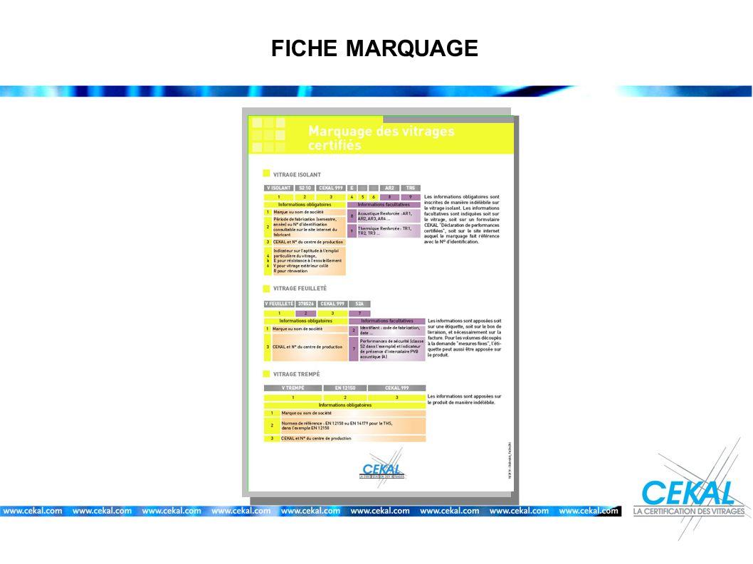 FICHE MARQUAGE 9