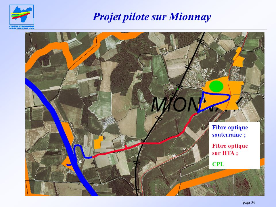 Projet pilote sur Mionnay