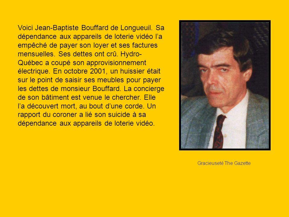 Voici Jean-Baptiste Bouffard de Longueuil
