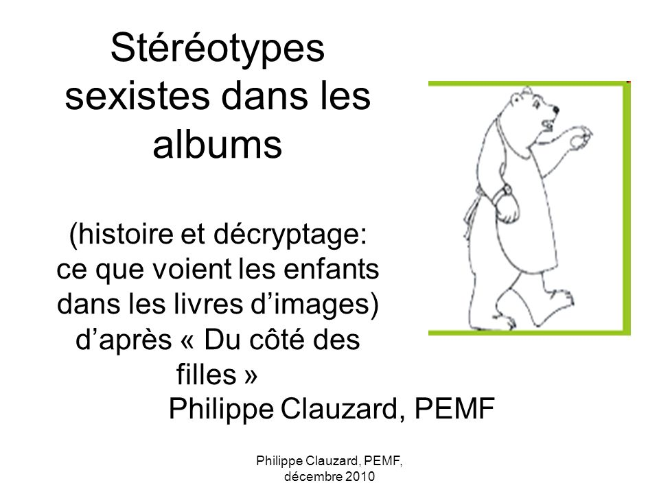 Philippe Clauzard, PEMF