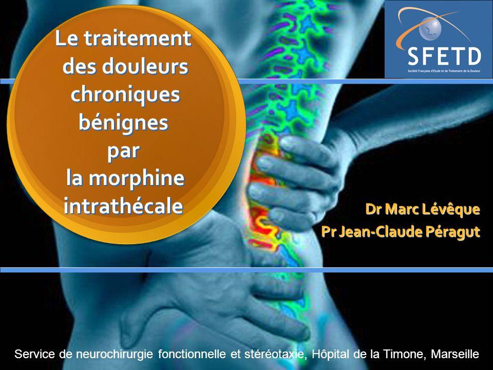 Dr Marc Lévêque Pr Jean-Claude Péragut