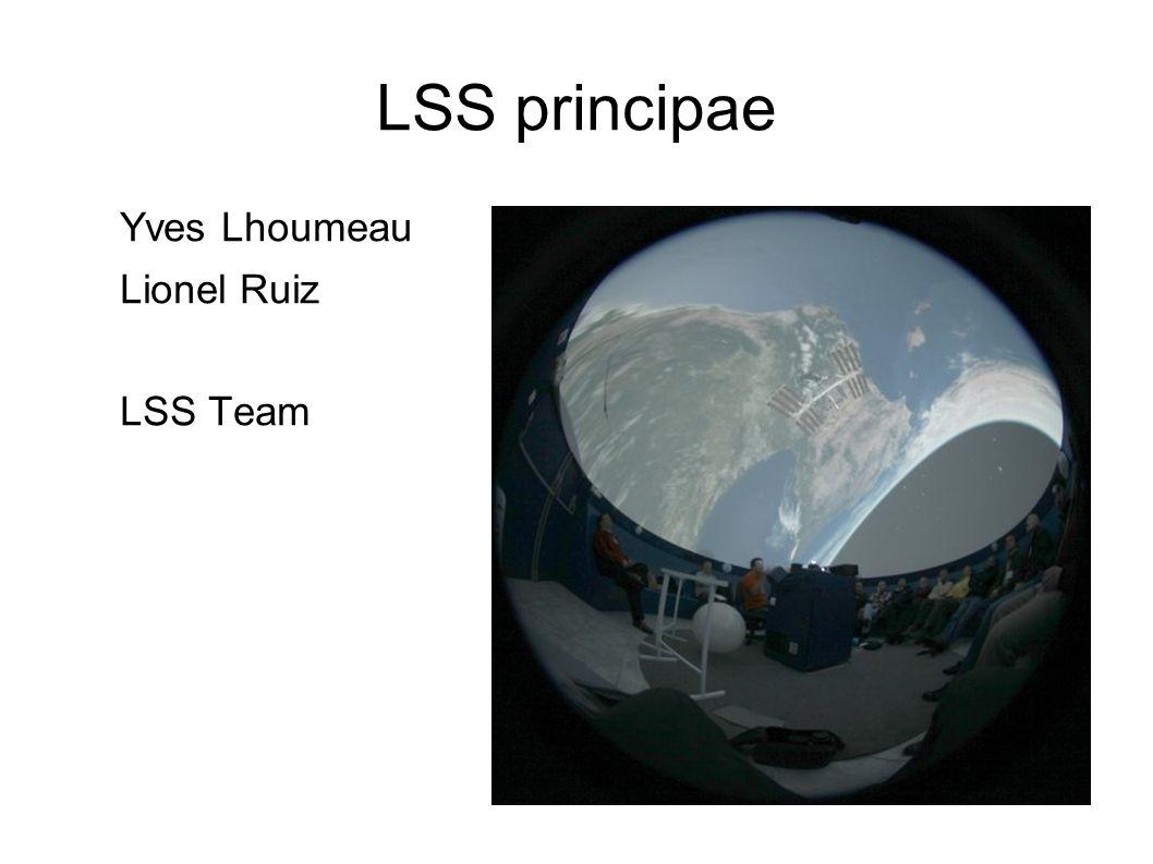 LSS principae Yves Lhoumeau Lionel Ruiz LSS Team