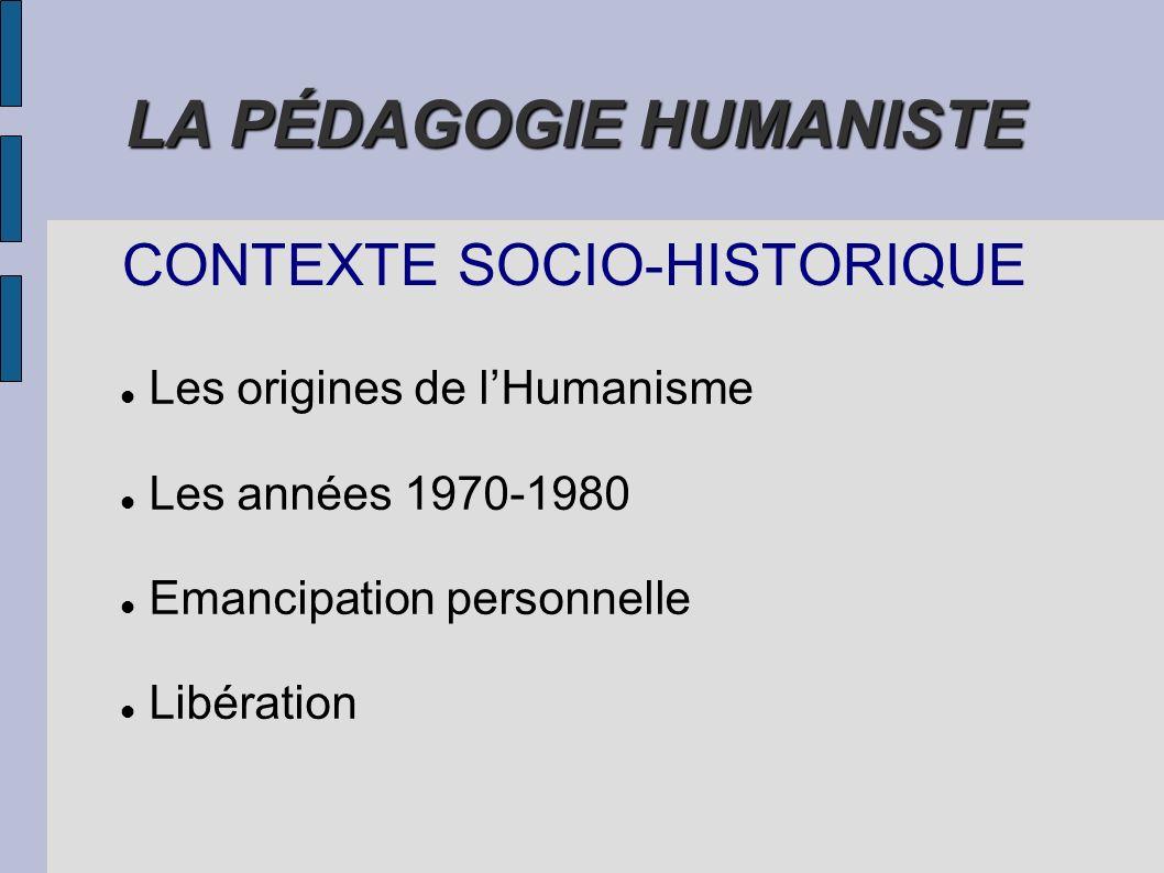 La p dagogie humaniste ppt video online t l charger - La chambre des officiers contexte historique ...