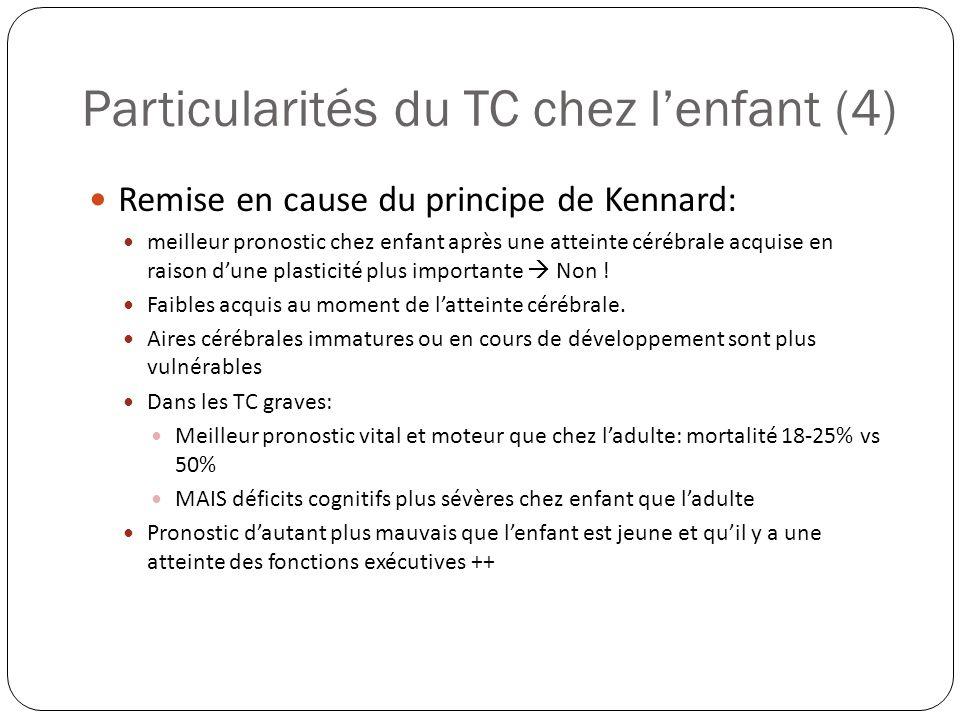 Particularités du TC chez l'enfant (4)