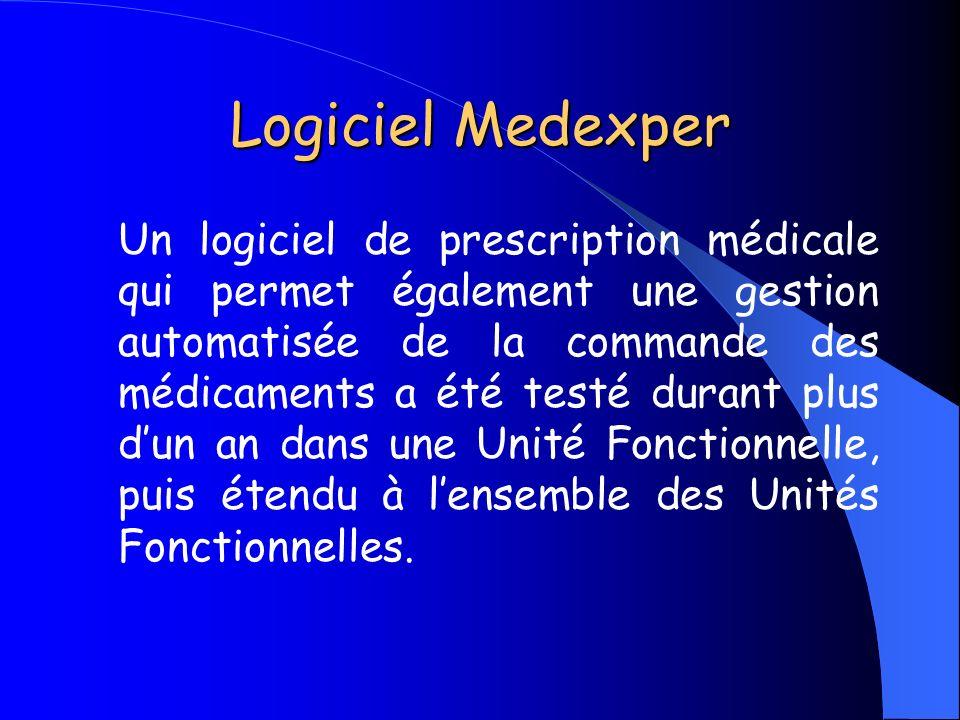Logiciel Medexper