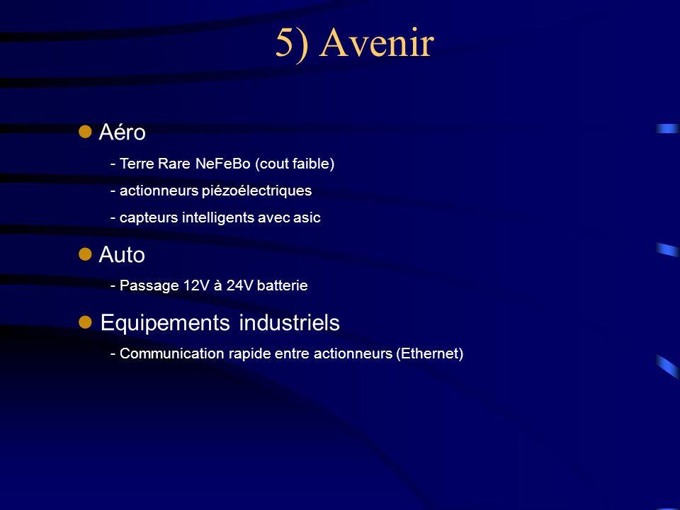 5) Avenir Aéro Auto Equipements industriels
