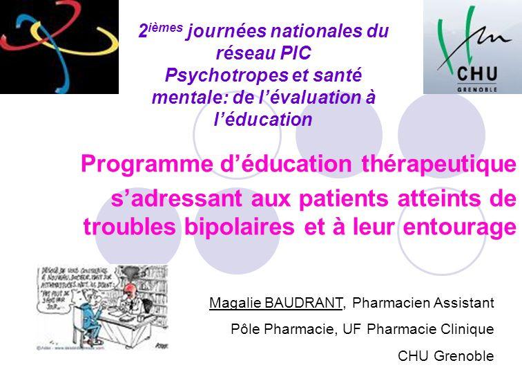 Programme d'éducation thérapeutique