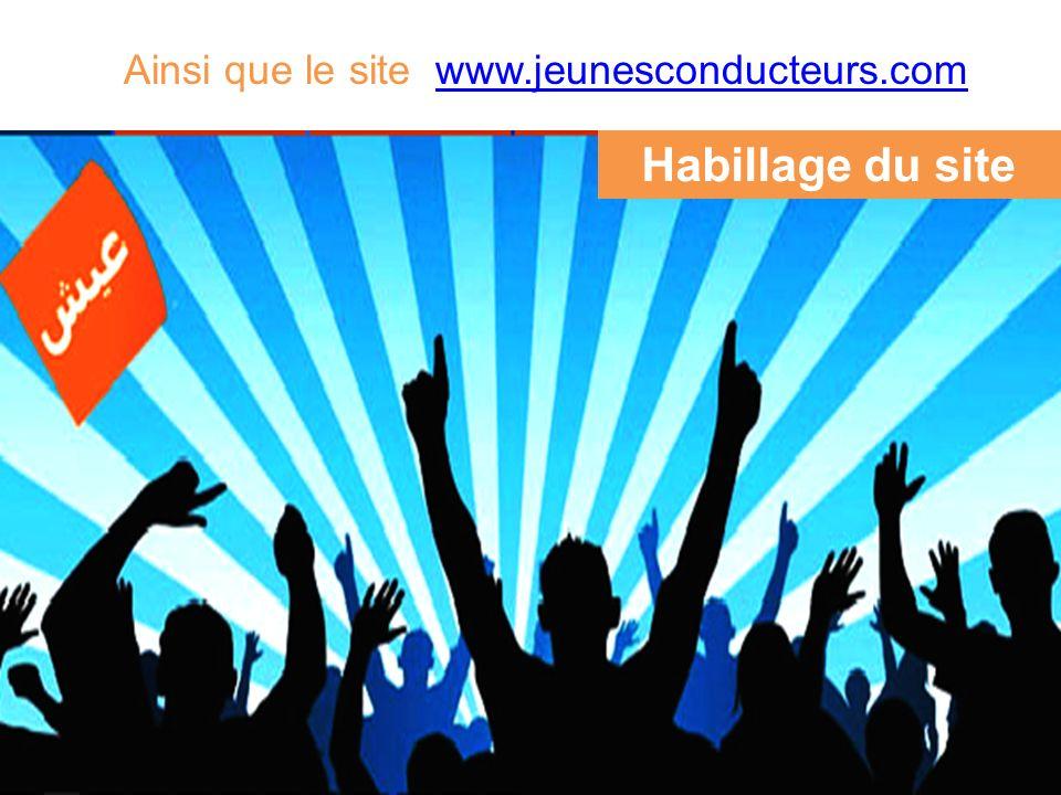 Ainsi que le site www.jeunesconducteurs.com