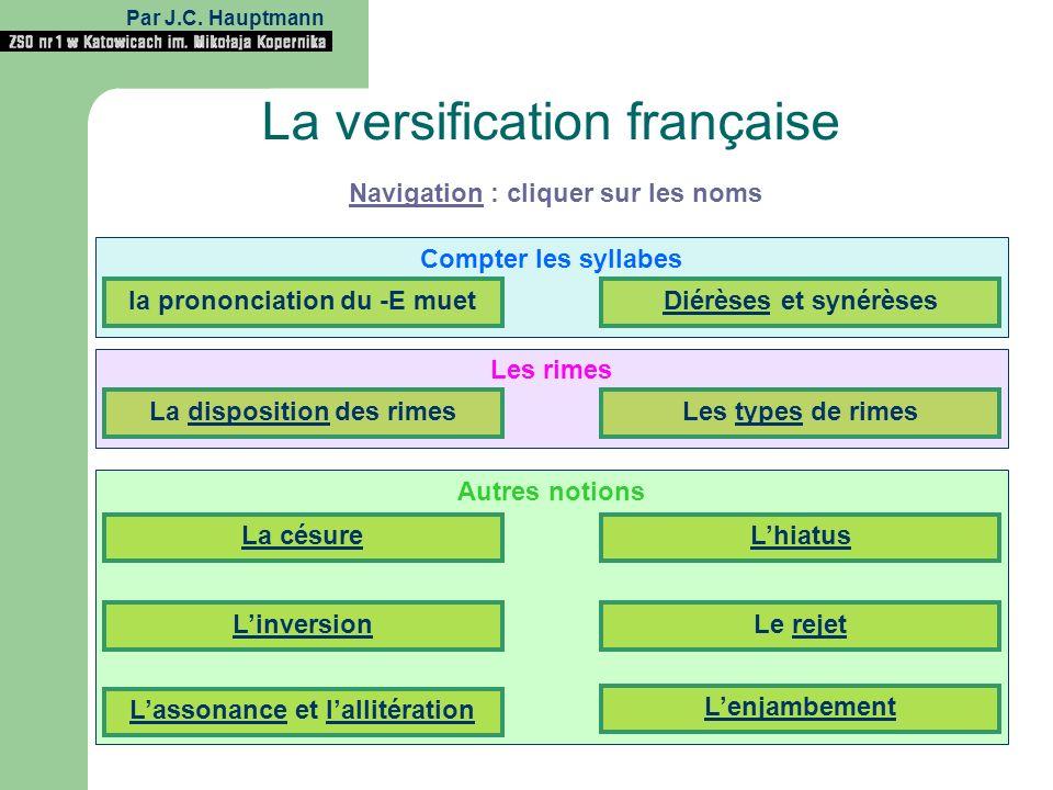 La versification française - ppt video online télécharger