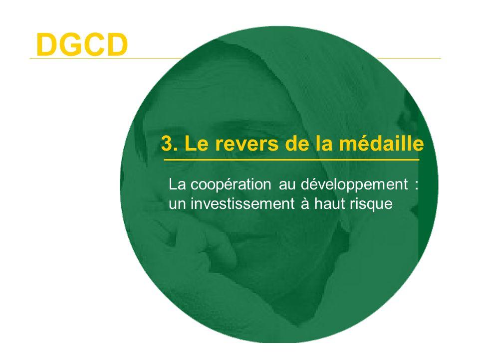 La coopération au développement : un investissement à haut risque