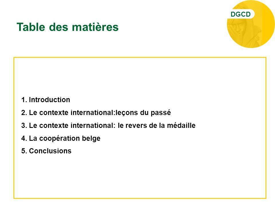 Table des matières 1. Introduction
