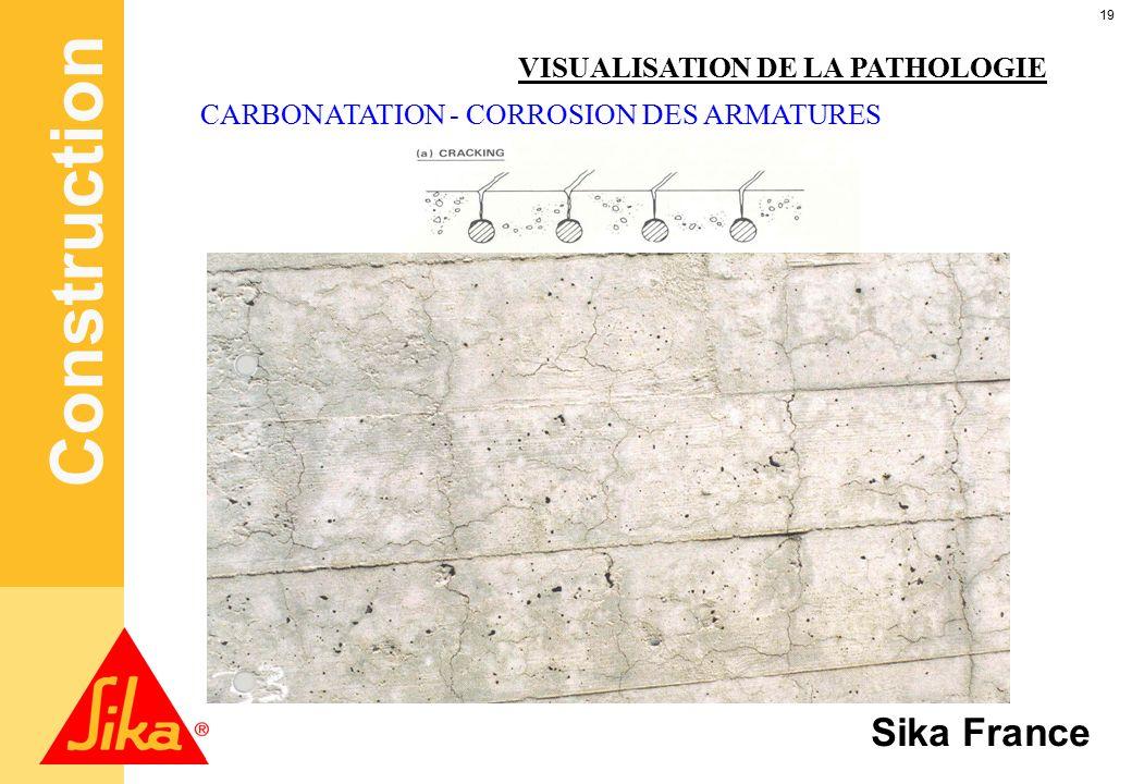carbonatation de la chaux