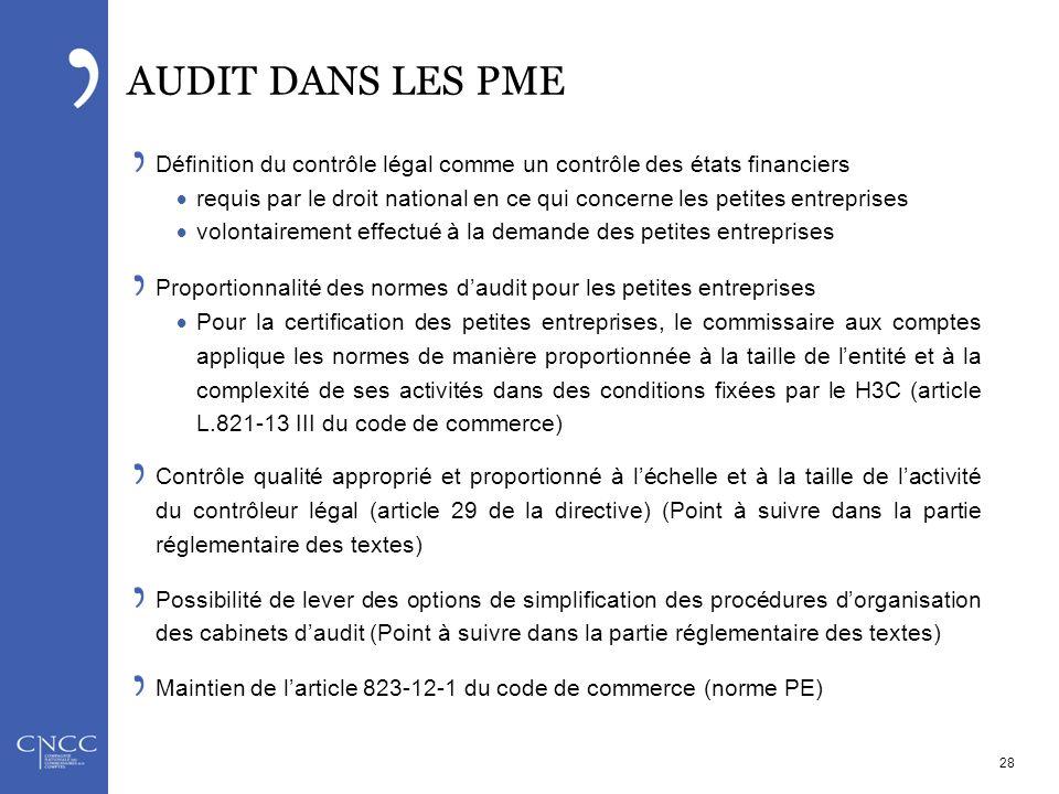 r 233 forme europ 233 enne de l audit crcc de n 238 mes ppt t 233 l 233 charger