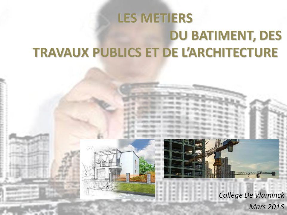 Du batiment des travaux publics et de l architecture for Batiment architectural