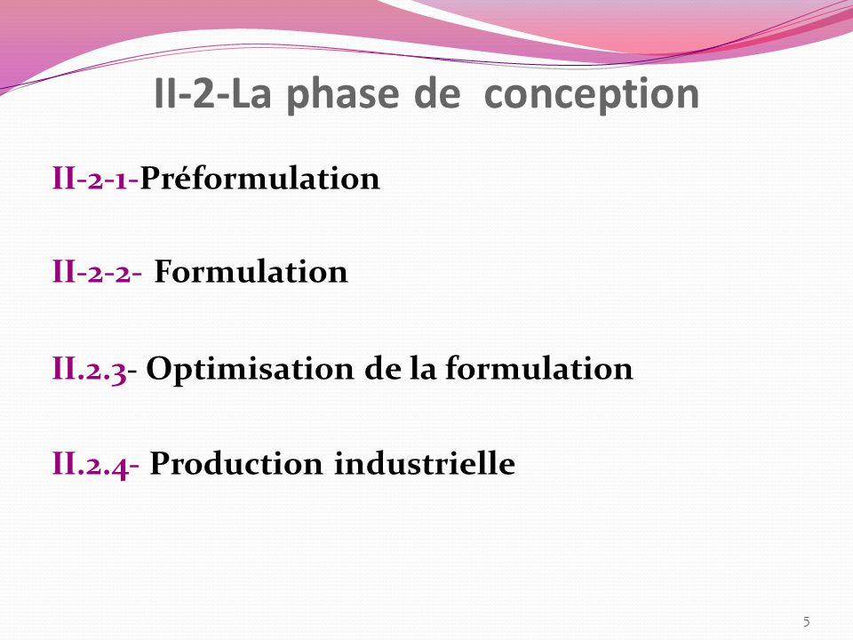 Preformulation et formulation pharmaceutique ppt t l charger - Definition de conception ...