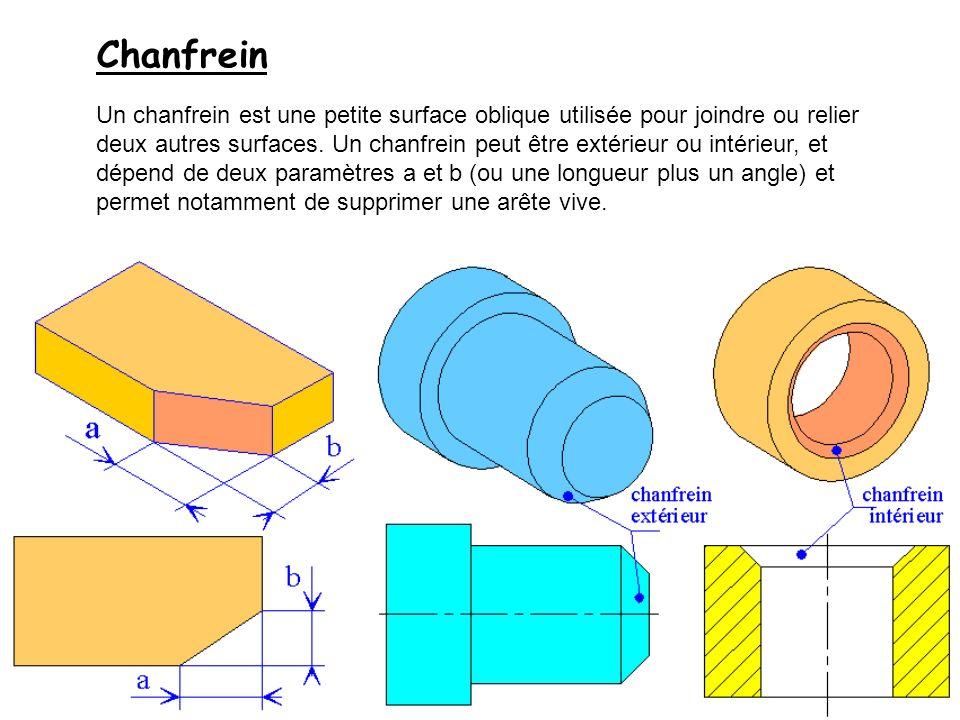 Chanfrein