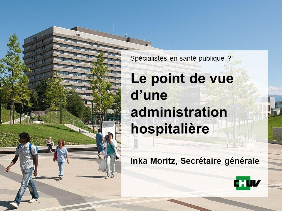 Spécialistes en santé publique