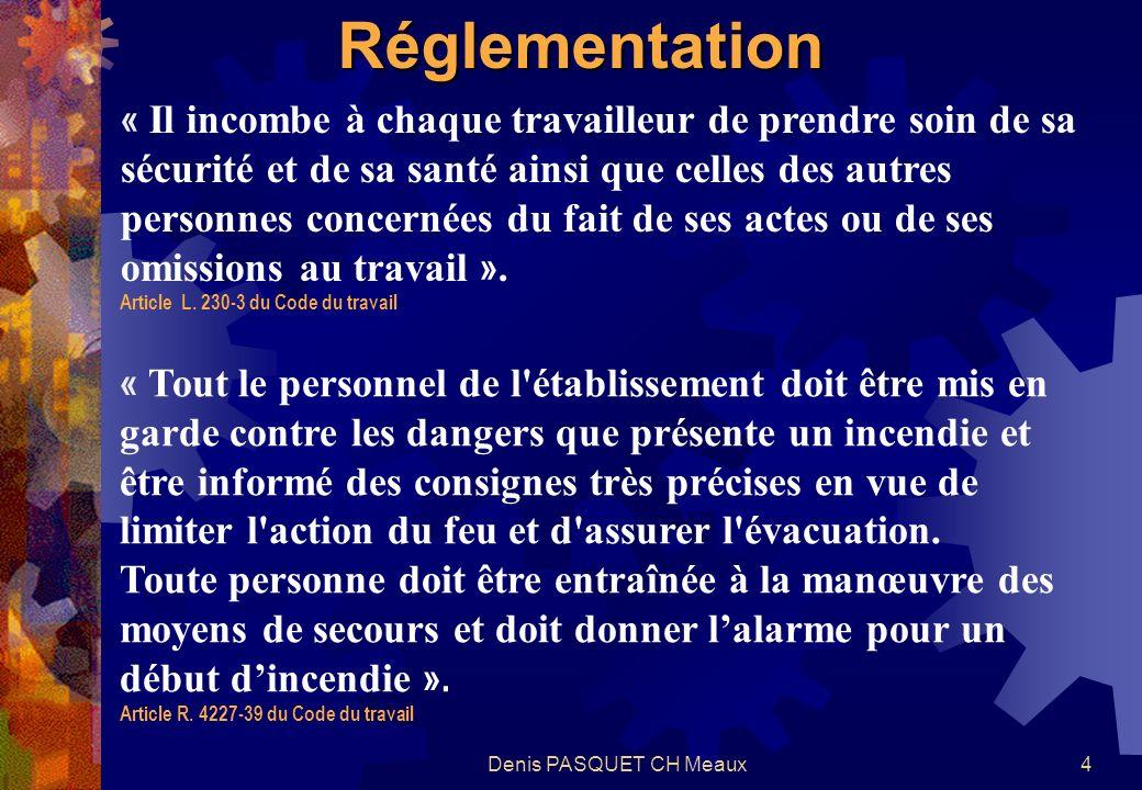 FORMATION DU PERSONNEL AUX RISQUES DE L'INCENDIE - ppt ...