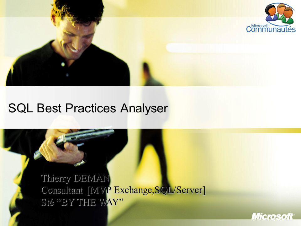 SQL Best Practices Analyser